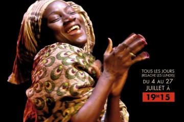 Amou Tati dans «La dame de fer»
