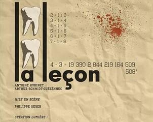 «La Leçon», d'Eugène Ionesco