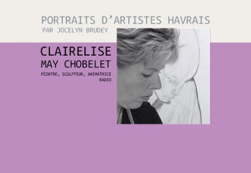 Portrait de Clairelise May Chobelet