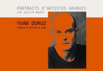 Portrait d'Yvan Duruz