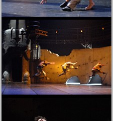 Roméo et Juliette, par Preljocaj et Enki Bilal