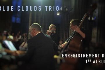 Blue clouds trio : 1er enregistrement