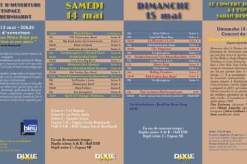 Dixie Days: concerts du bord de mer