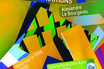 Exposition Re-constructions Alexandre Le Bourgeois