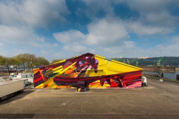 """Street art à Rouen : """"une vraie histoire avec la rue et sa culture"""""""