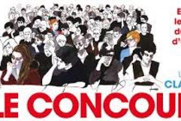 LE CONCOURS, documentaire et RENCONTRE AVEC CLAIRE SIMON