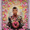 Des portraits entre photographie et peinture, des images nourries d'art et de culture populaire devenues mythiques