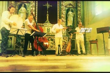 Le concert dans l'huître, par Quinte & graal