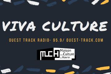 VIVACULTURE sur OUEST TRACK RADIO 95.9