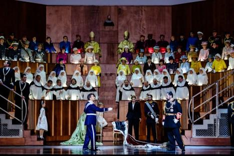 Opéra de Paris // DON CARLOS de Giuseppe Verdi