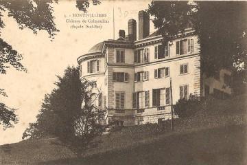 Histoire du château de Colmoulins