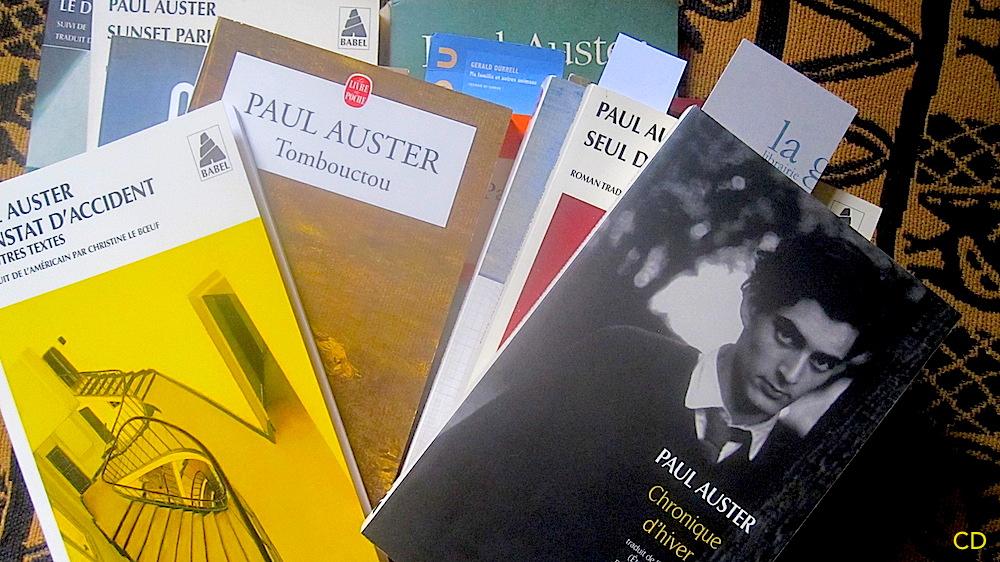 livres auster