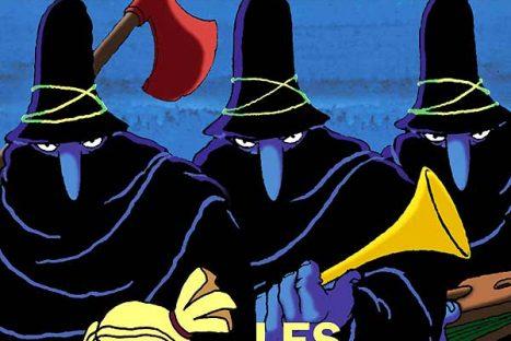Ciné-goûter : Les Trois brigands