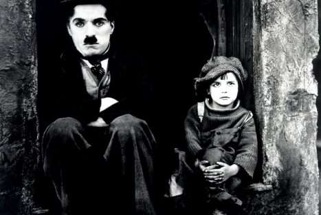 Ciné-Goûter // Le Kid de Charlie Chaplin