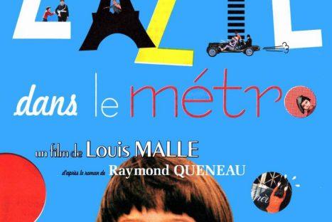 Festival Les Yeux ouverts // Zazie dans le métro de Louis Malle, suivie d'une lecture
