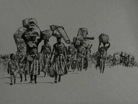 réfugiés au nord kivu 2 – 2018
