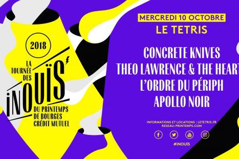 LA TOURNEE DES INOUIS DU PRINTEMPS DE BOURGES #5