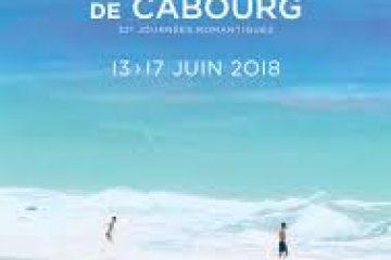 32ème Festival du film romantique de Cabourg
