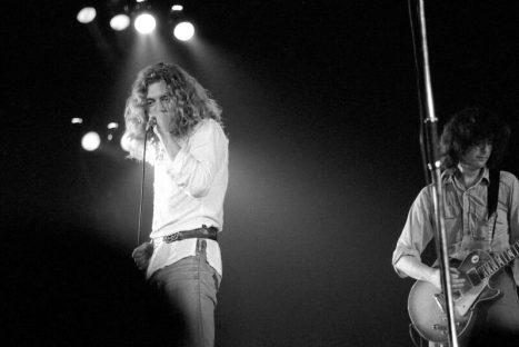 Sylvie Lebre, photographe des concerts rock des années 70