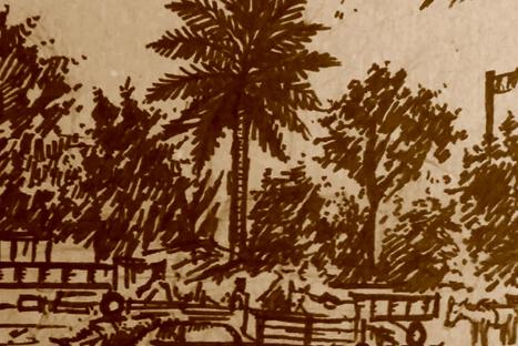 Exposition KERO : DESSINS DU MALI