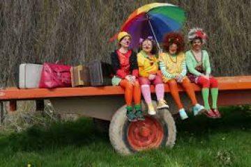 «Les Nez-Bulleuses», Clown in Caux –