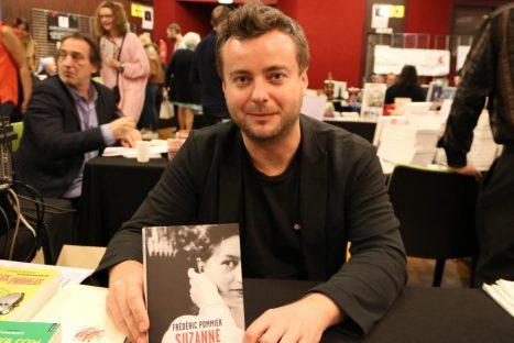 Rencontre avec Frédéric Pommier pour son livre Suzanne