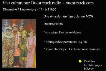 VIVACULTURE 11 NOVEMBRE sur Ouest-track.com