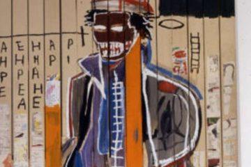 Toxic, graffeur, parle de son ami Jean-Michel Basquiat