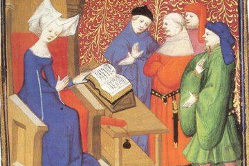 La femme au Moyen-âge