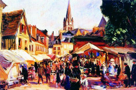 Foires et marchés à Montivilliers