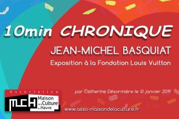 Exposition Jean-Michel Basquiat, à la Fondation Louis Vuitton
