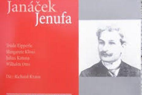 Jenůfa Leoš Janáček, Czech Virtuosi, Stefan Veselka, Yves Lenoir