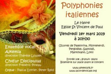 «Polyphonies Italiennes»