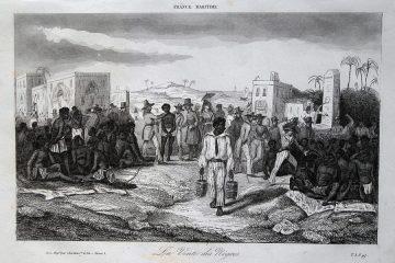 Esclaves, Commerce et Liberté.