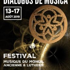 L'association les Prieurales au festival Dialogus de Musica à Cluny