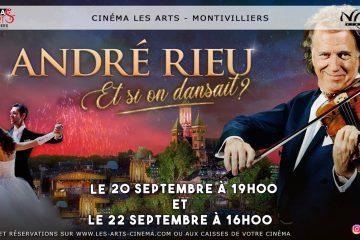 Retransmission du concert : André Rieu : Et si on dansait ?