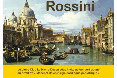 Rossini: Péchés de vieillesse.