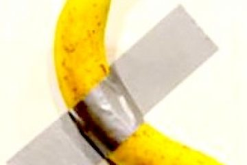 La banane de Maurizio