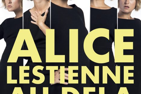 Alice Lestienne : «au delà du miroir» (one woman show)