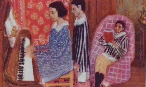 Conf.Legoupil 12.3.2020 (La leçon de piano d'après Henri Matisse)