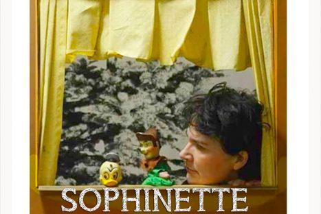 Sophinette et ses marionnettes