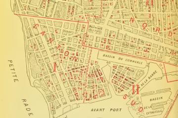 La fièvre typhoïde au Havre de 1887 et 1888