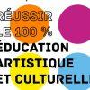 """École : l'expérience réussie du """"100 % éducation artistique et culturelle"""""""