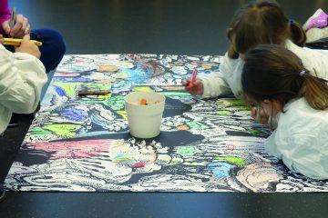 Atelier en famille Le Gouffre (2-5 ans)