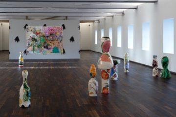 Visite de l'exposition Rufus de Florentine & Alexandre Lamarche-Ovize