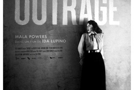 Ciné-débat // OUTRAGE de Ida Lupino
