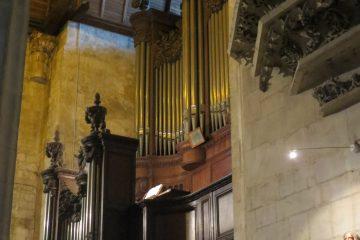 Visite insolite des orgues de l'abbatiale