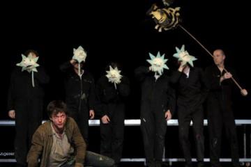 «Elfriede Jelinek», mise en scène par Nicolas Stemann, à Avignon.