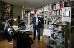 Umberto Eco, un fou de livres….
