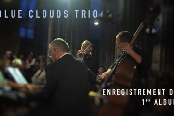 Blue clouds trio : 1er enregistrement